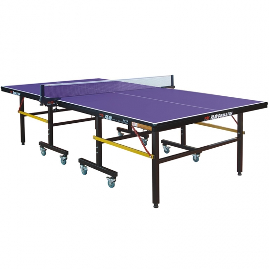 Entertainment Single folding table tennis table for training